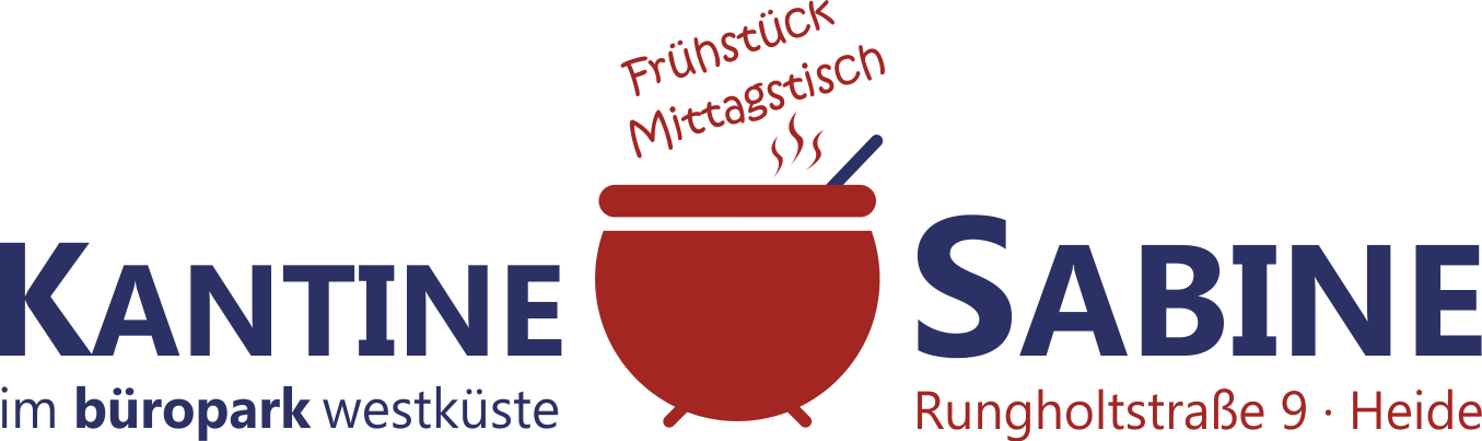 Kantine Sabine Logo